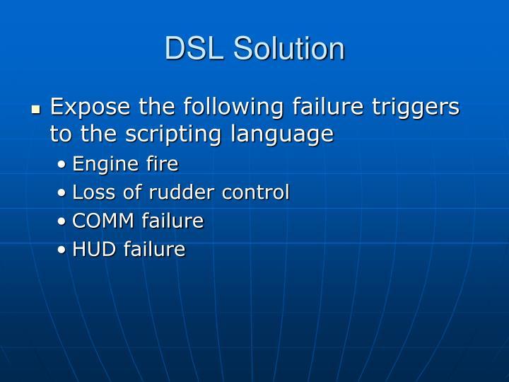 DSL Solution