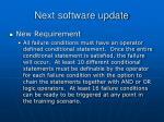 next software update1