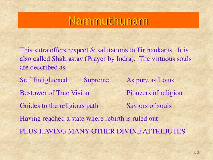 Nammuthunam