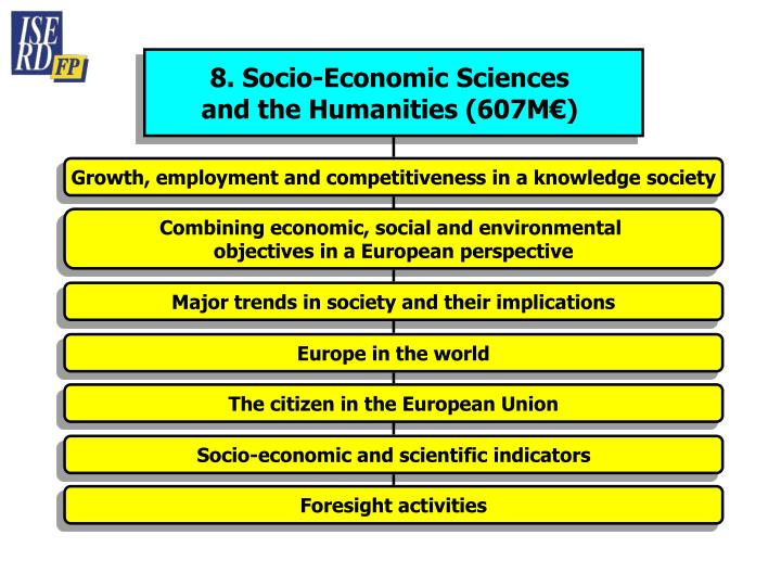 8. Socio-Economic Sciences