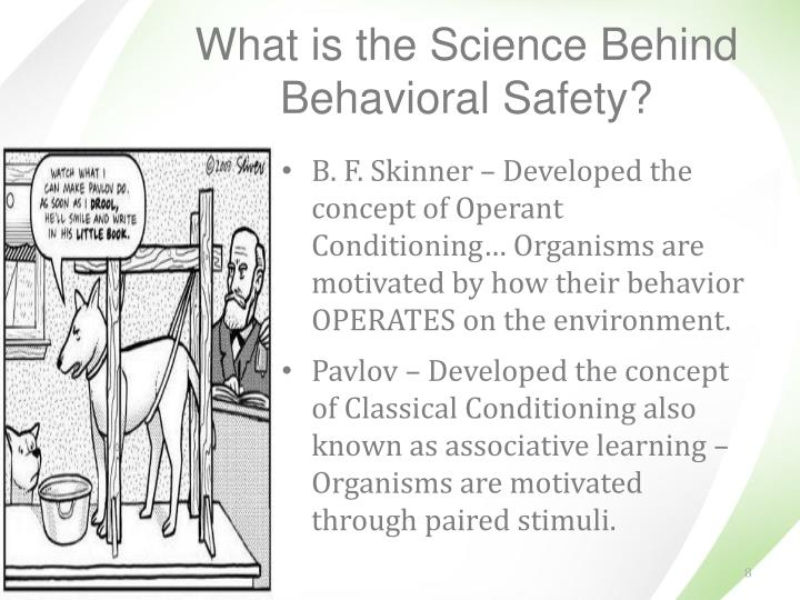 What is the Science Behind Behavioral Safety?