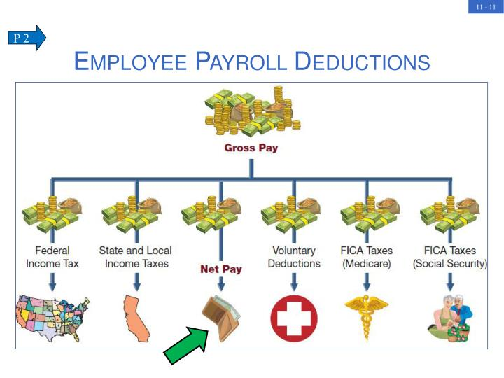Employee Payroll Deductions