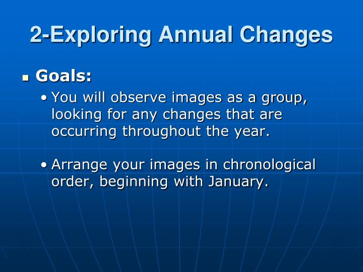2-Exploring Annual Changes