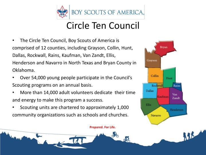 Circle Ten Council