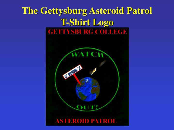 The Gettysburg Asteroid Patrol