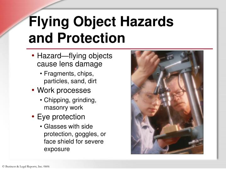 Flying Object Hazards