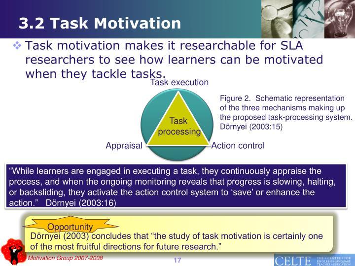 3.2 Task Motivation
