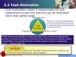 3 2 task motivation