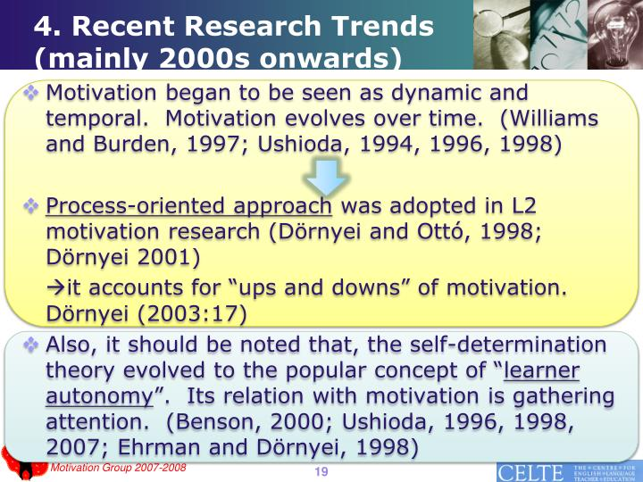 4. Recent Research Trends