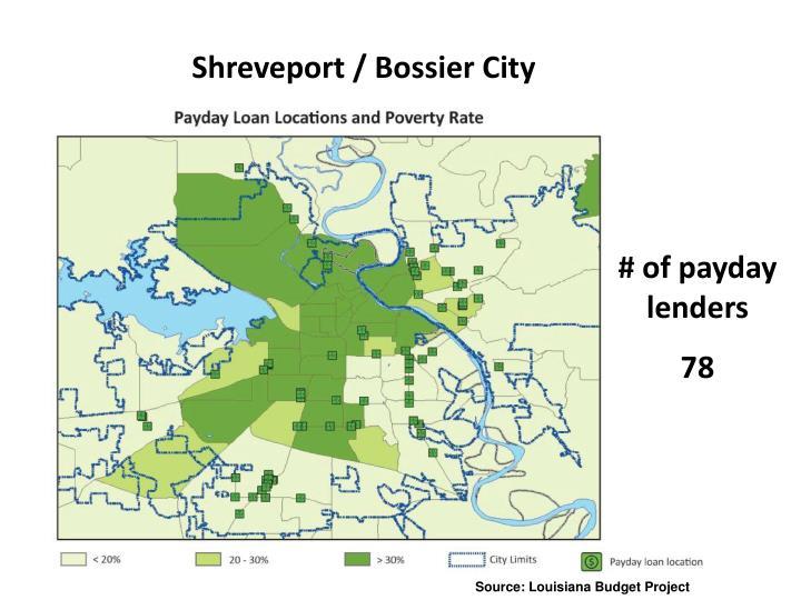 Shreveport / Bossier City