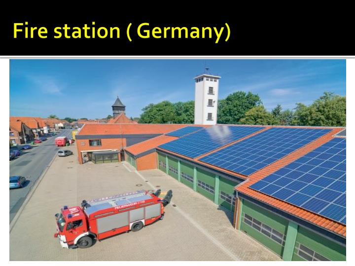 Fire station ( Germany)