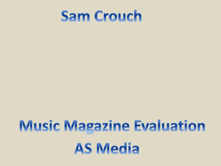 Sam Crouch