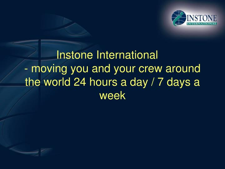 Instone International