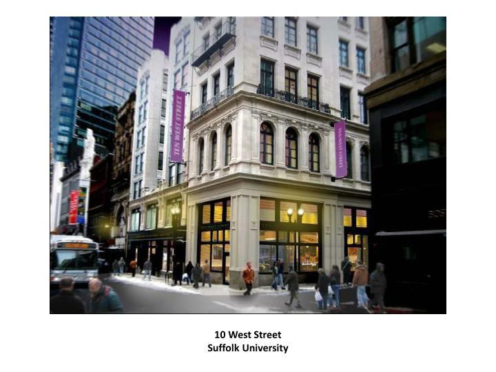 10 West Street