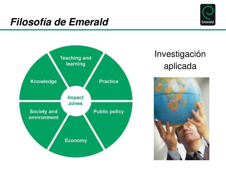 Filosofía de Emerald