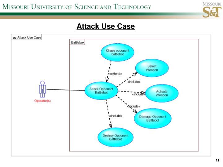 Attack Use Case