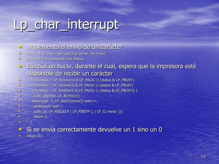 Lp_char_interrupt
