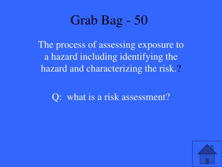 Grab Bag - 50