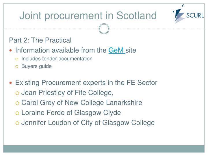 value for money in procurement pdf