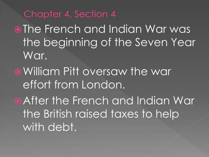 Chapter 4, Section 4