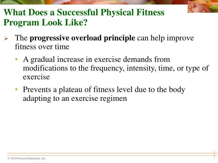 What Does a Successful Physical Fitness Program Look Like?