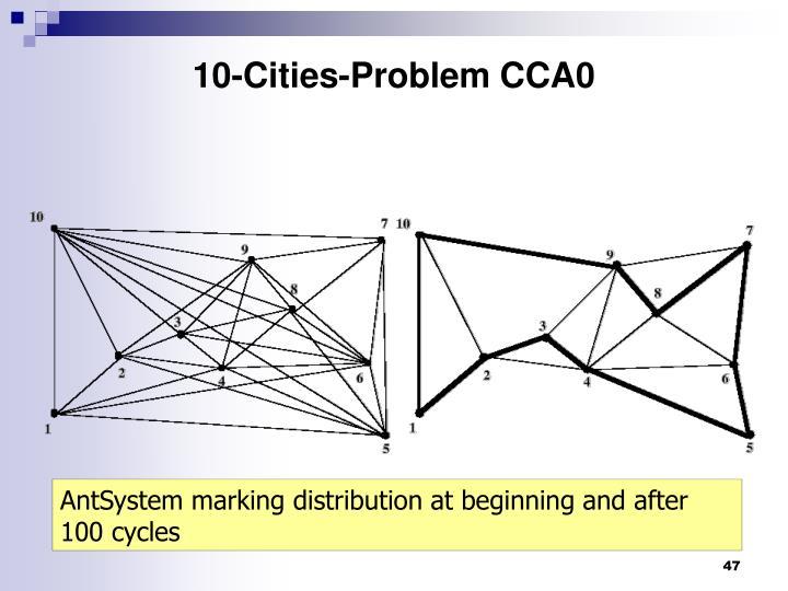 10-Cities-Problem CCA0