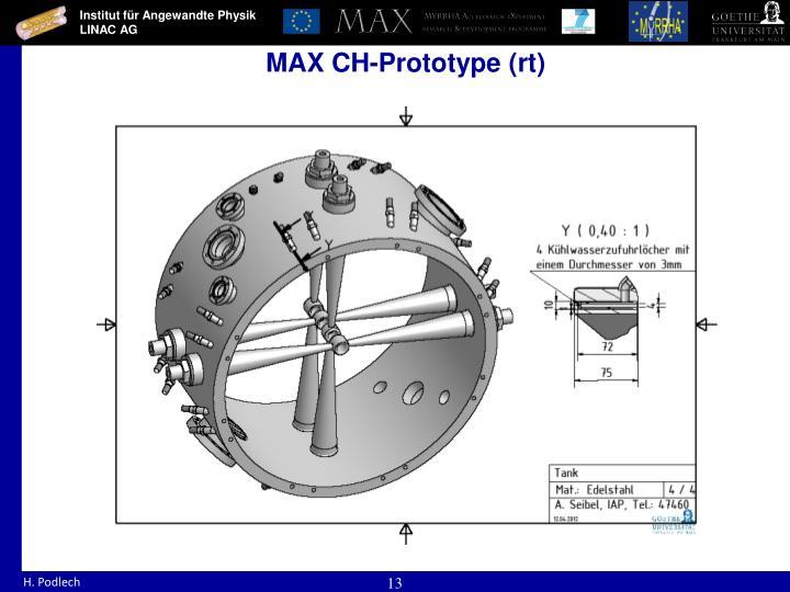 MAX CH-Prototype (
