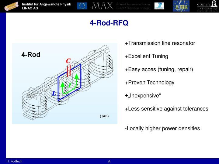 4-Rod-RFQ