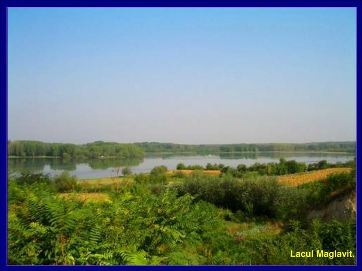Lacul Maglavit.