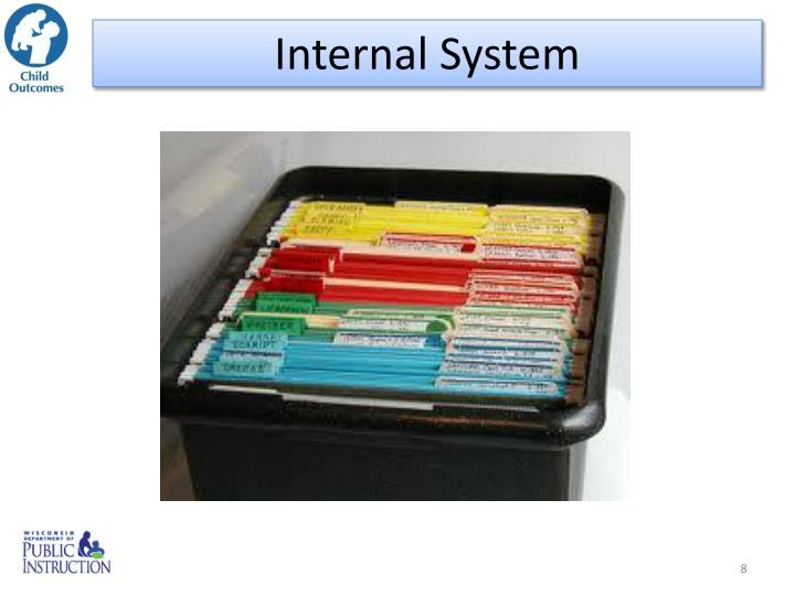 Internal System