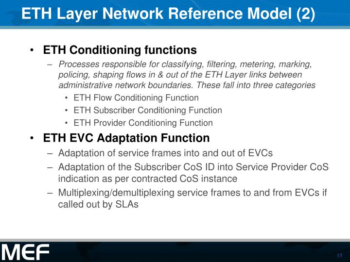ETH Layer Network Reference Model (2)