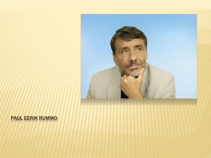Paul Eerik Rummo