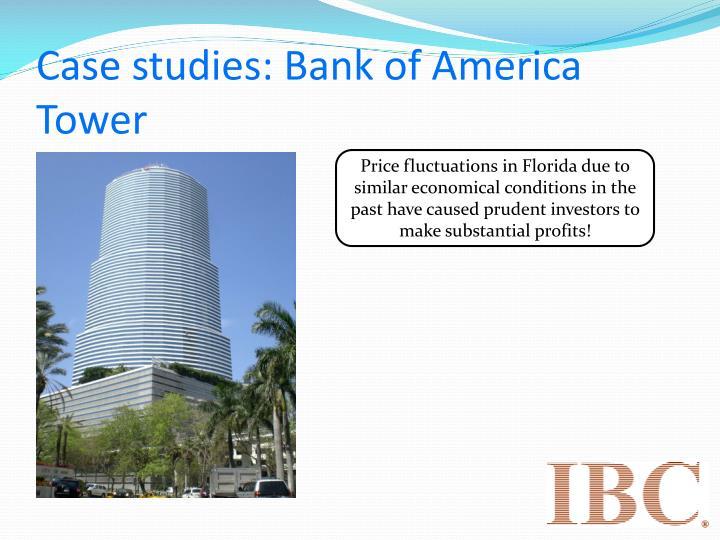 Case studies: Bank of America Tower