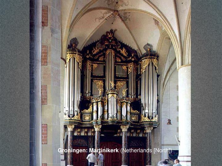 Groningen: Martinikerk
