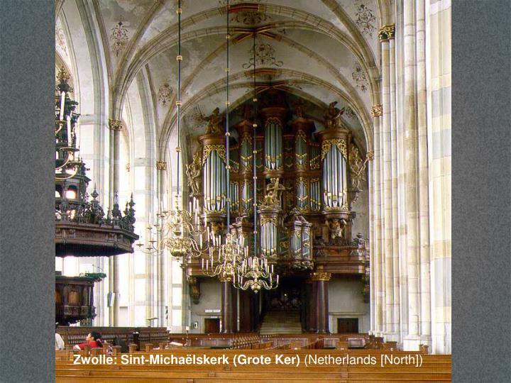 Zwolle: Sint-Michaëlskerk (Grote Ker)