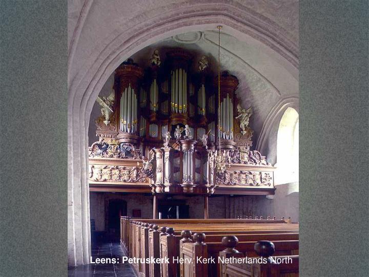 Leens: Petruskerk