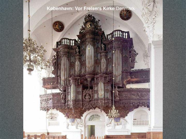 København: Vor Frelsers Kirke