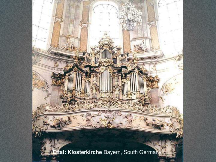 Ettal: Klosterkirche