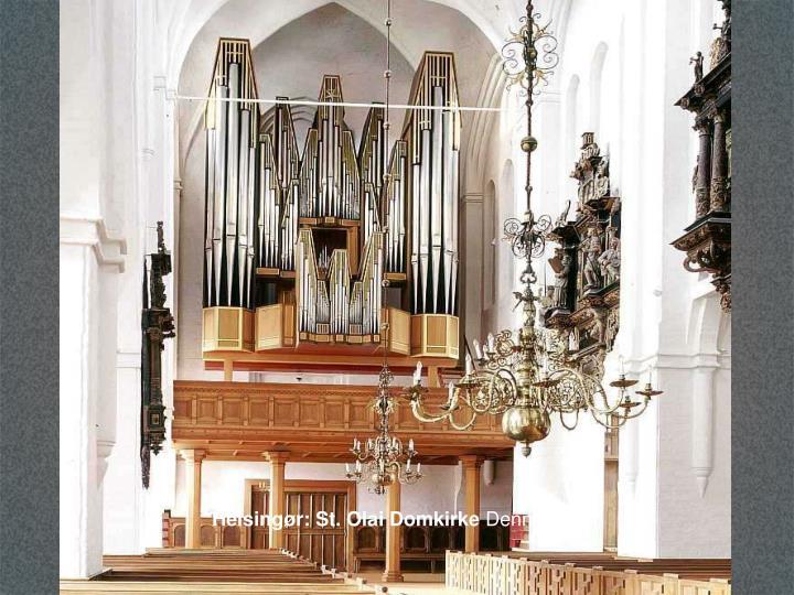 Helsingør: St. Olai Domkirk