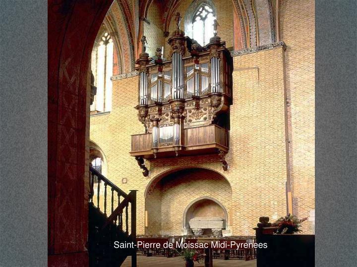 Saint-Pierre de Moissac Midi-Pyrenees