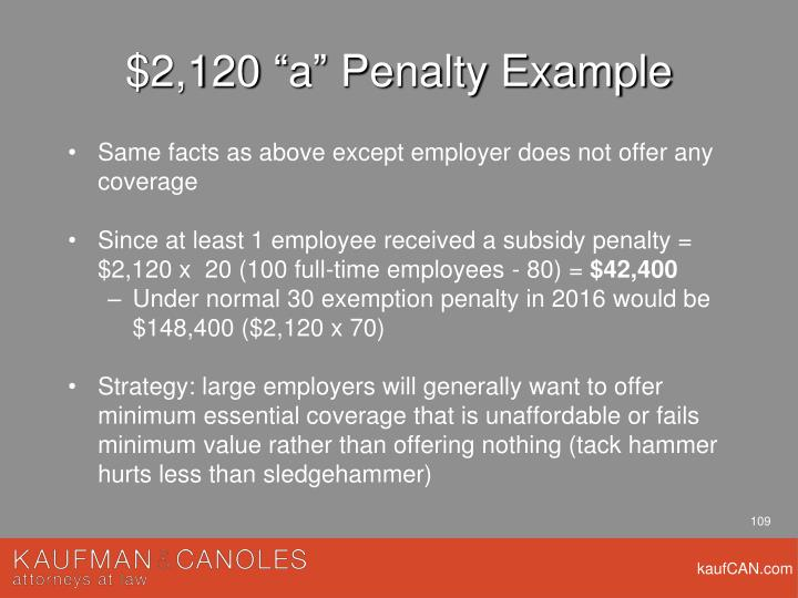 "$2,120 ""a"" Penalty Example"