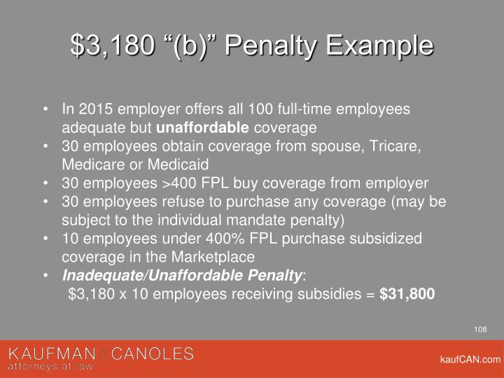 "$3,180 ""(b)"" Penalty Example"