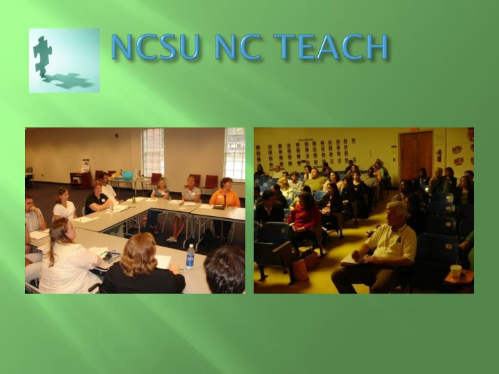 NCSU NC TEACH