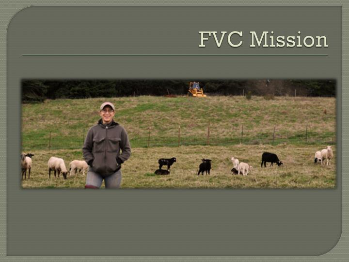 FVC Mission