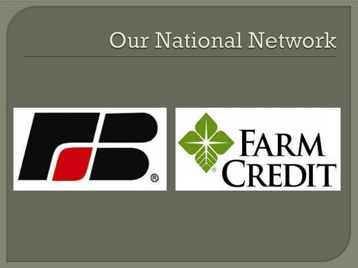 Our National Network
