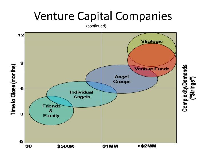Venture Capital Companies