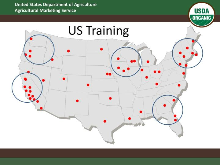 US Training