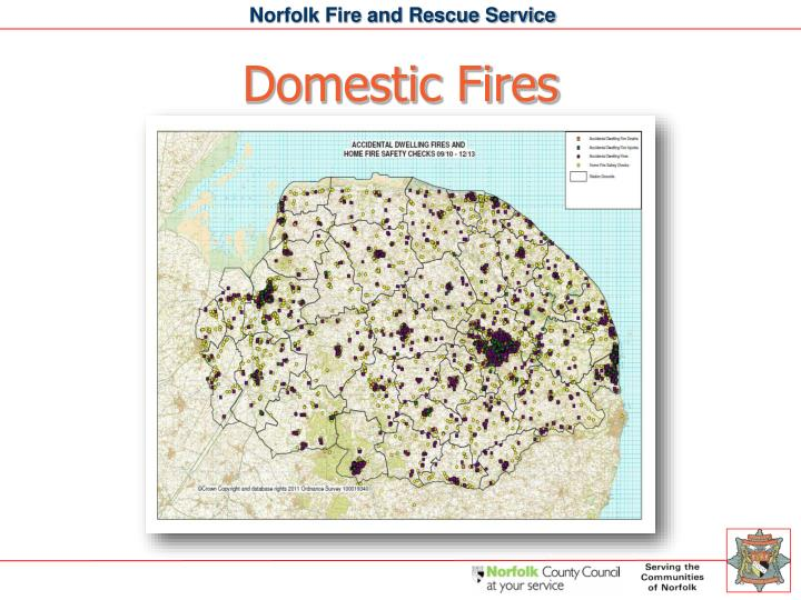 Domestic Fires