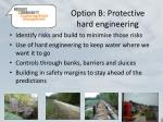 option b protective hard engineering