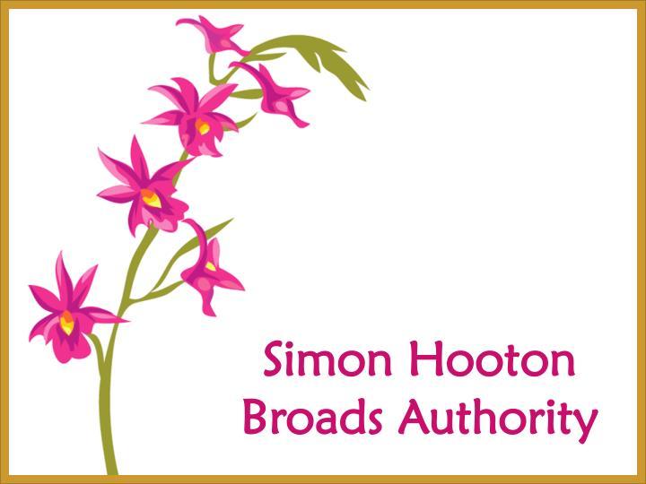 Simon Hooton